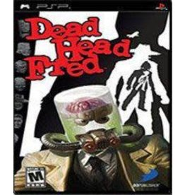 PSP Dead Head Fred (UMD Only)