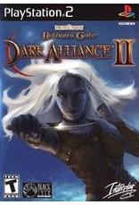 Playstation 2 Baldur's Gate Dark Alliance 2 (No Manual)