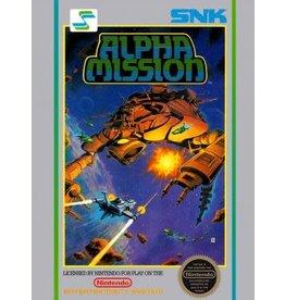 NES Alpha Mission (Cart Only)