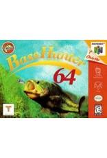 Nintendo 64 Bass Hunter 64 (Cart Only, Damaged Back Label, Damaged Clip)