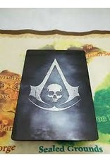 Xbox 360 Assassin's Creed IV: Black Flag (Steelbook with Soundtrack)