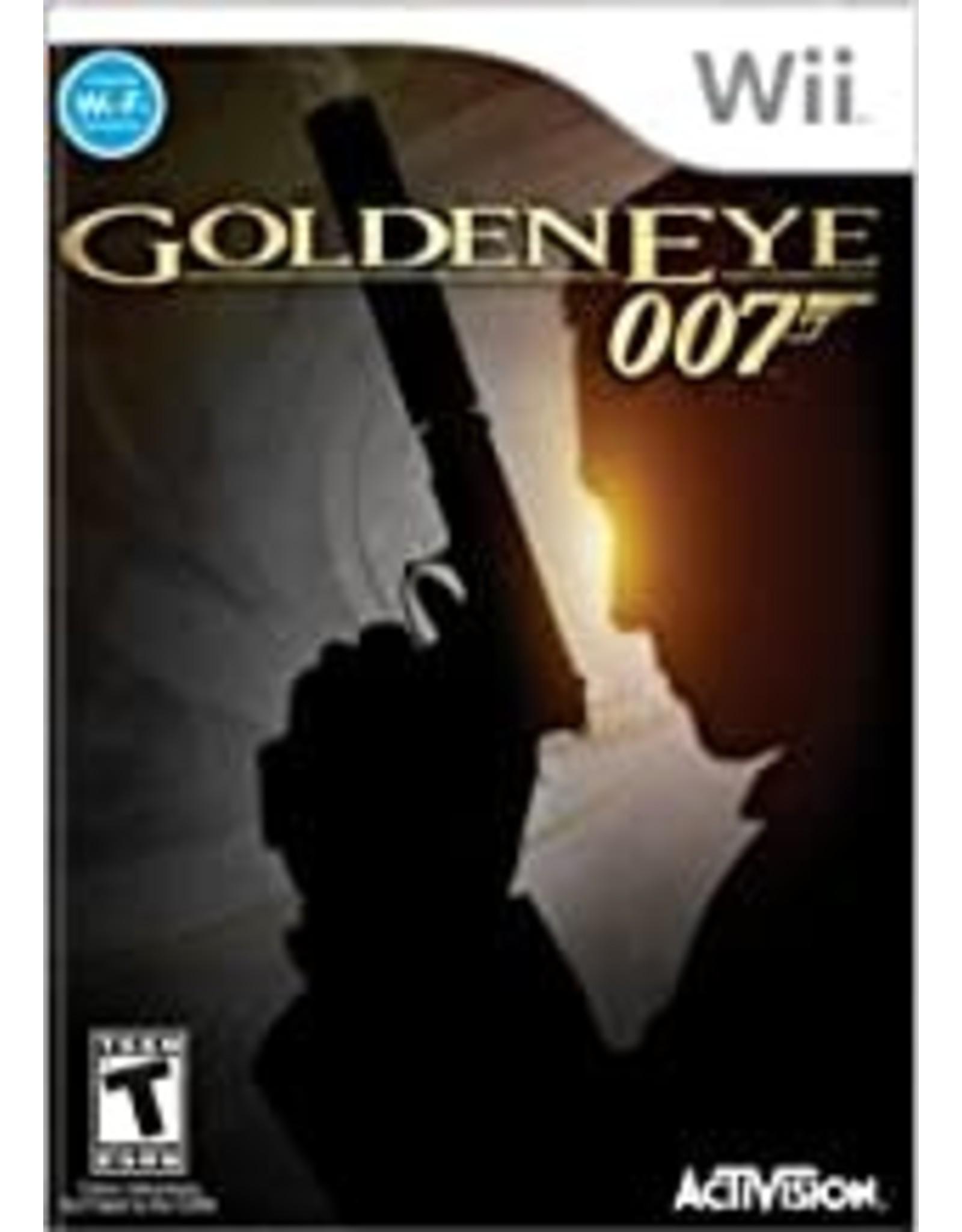 Wii 007 GoldenEye (CiB, Damaged Manual)
