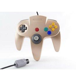 Nintendo 64 N64 Nintendo 64 Controller Gold (Tomee)
