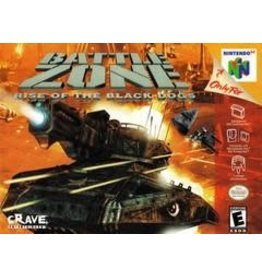Nintendo 64 Battlezone: Rise of the Black Dogs (Cart Only, Damaged Label)