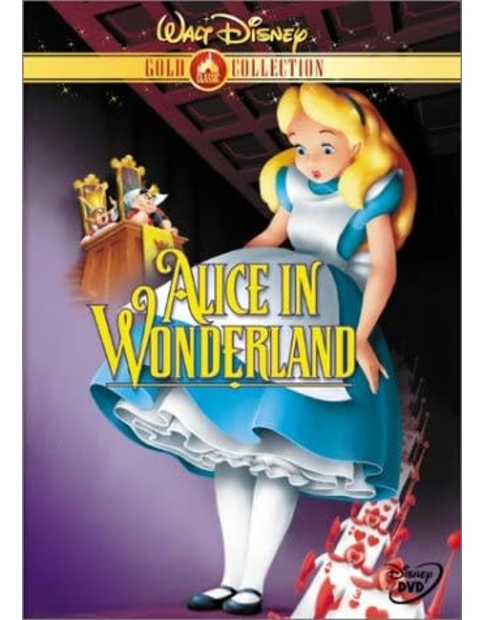 Disney Alice in Wonderland - Gold Collection