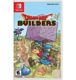 Nintendo Switch Dragon Quest Builders (Used)