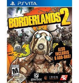 Playstation Vita Borderlands 2 (CiB)