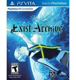 Playstation Vita Exist Archive: The Other Side of the Sky (CiB)