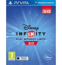 Playstation Vita Disney Infinity 2.0 (Brand New, European Import)