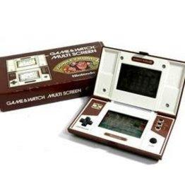 Game & Watch Donkey Kong II [JR-55] (Without Box)