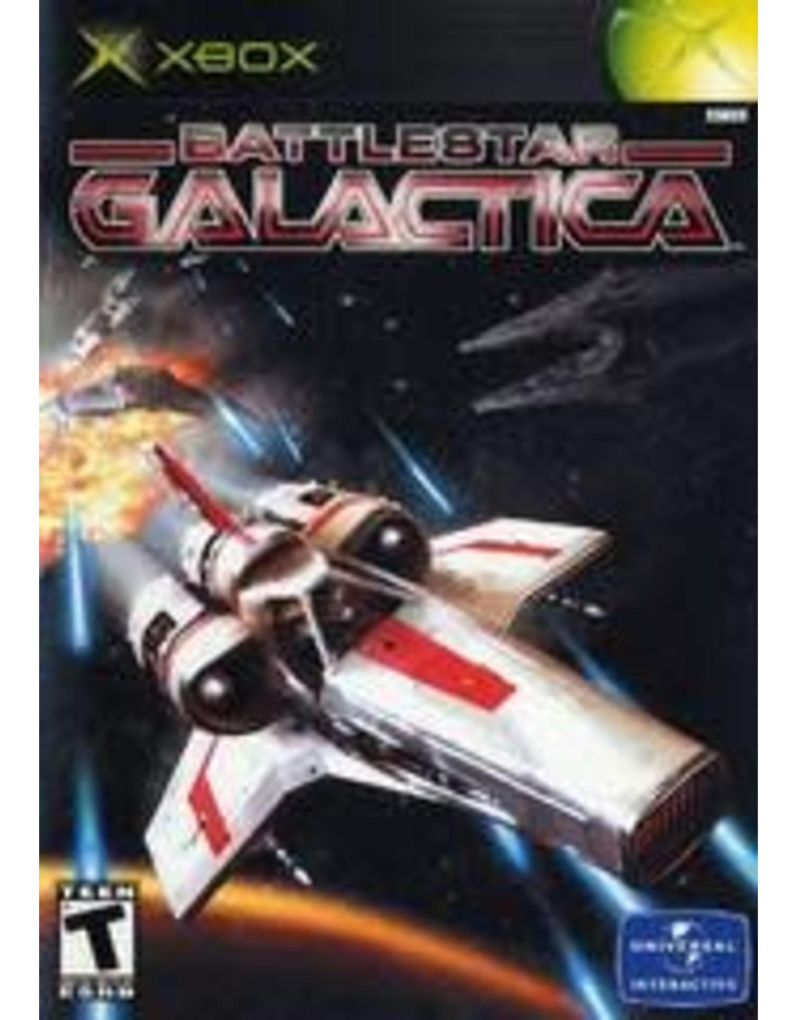 Xbox Battlestar Galactica (CiB)