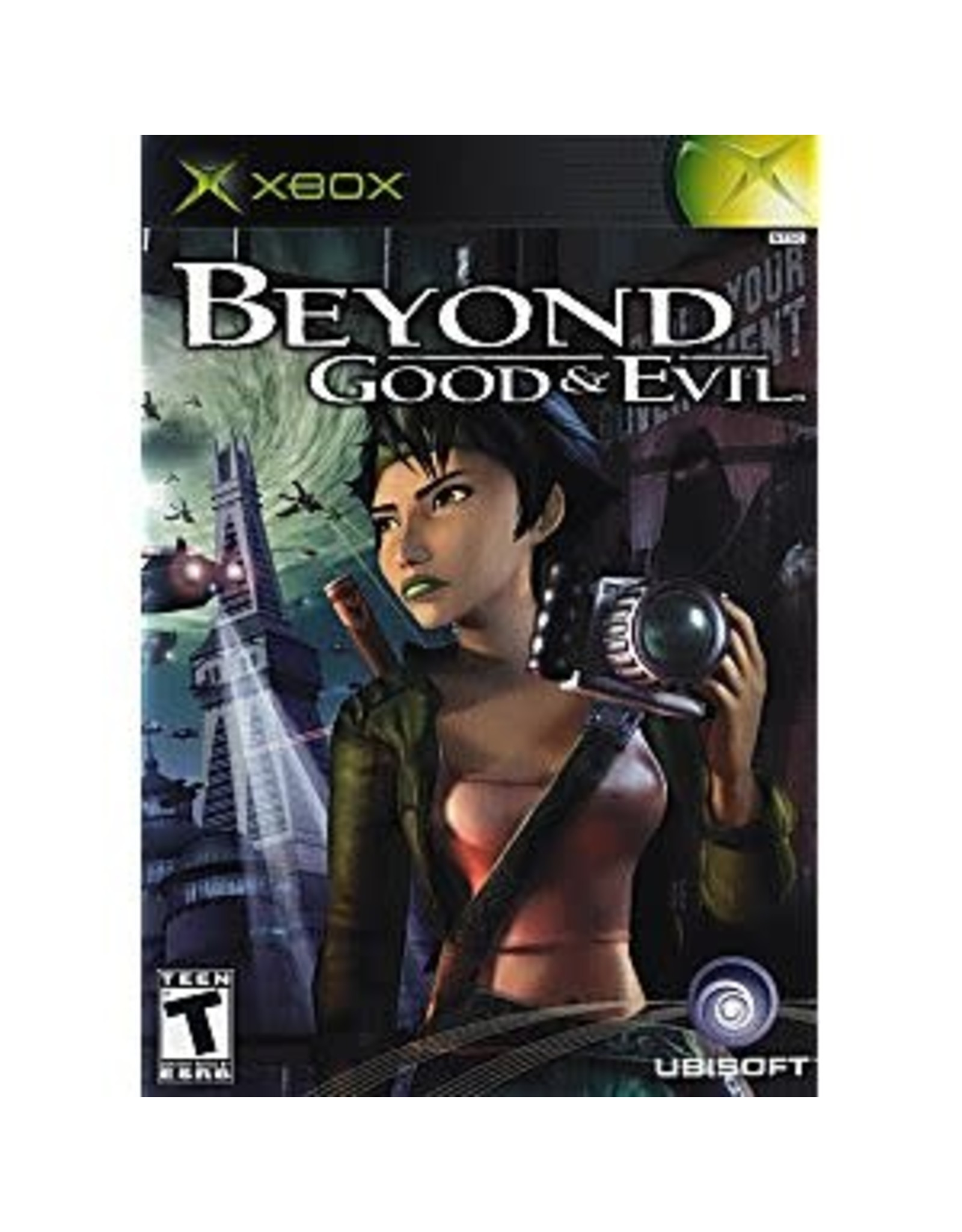 Xbox Beyond Good and Evil (CiB)