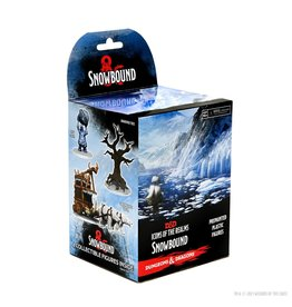 Dungeons & Dragons D&D Icons Snowbound Figure Booster Box