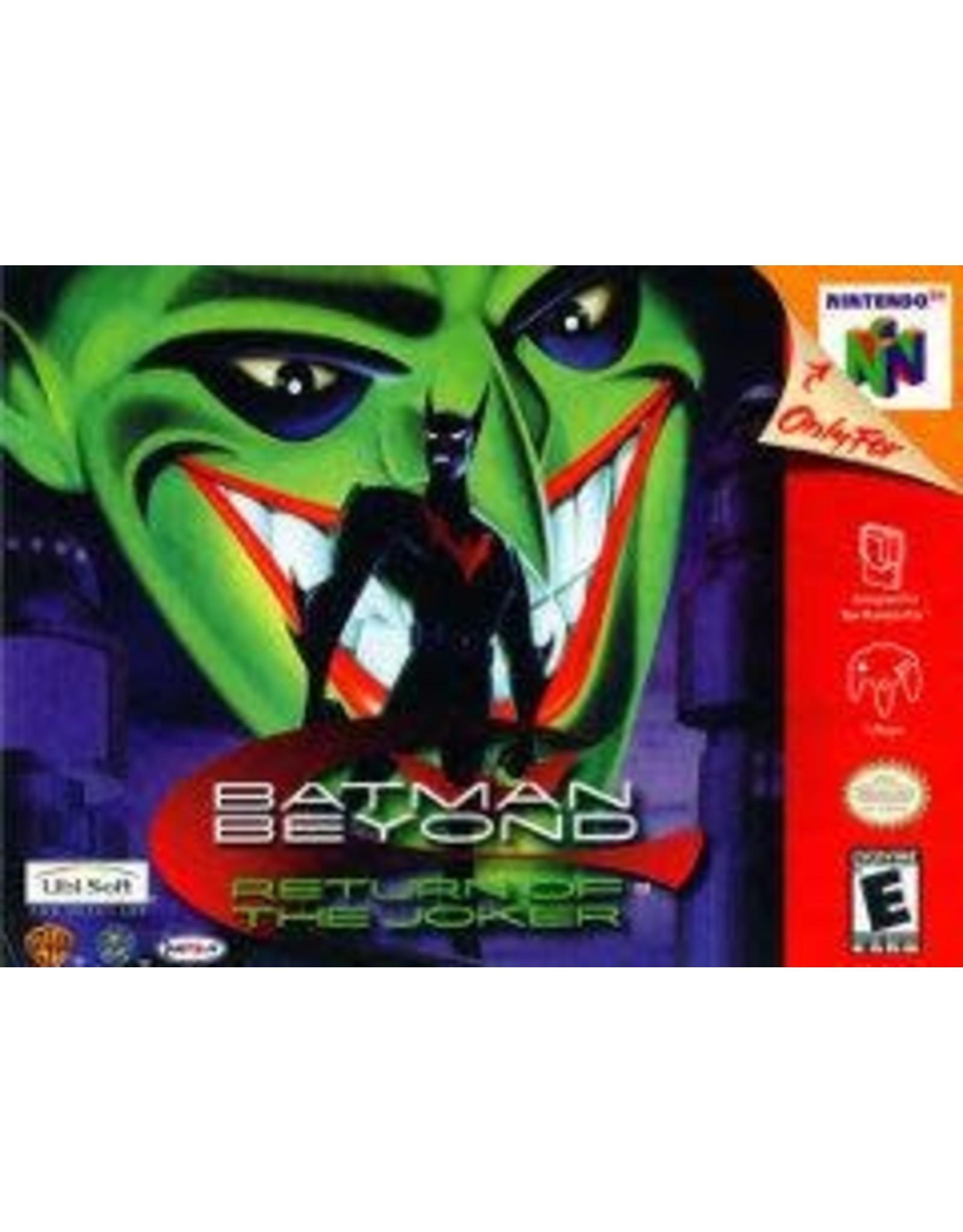 Nintendo 64 Batman Beyond (Cart Only)