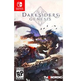 Nintendo Switch Darksiders Genesis (Used)
