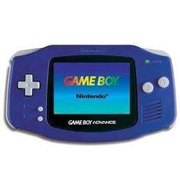 GameBoy Advance Gameboy Advance Console (Indigo, New Screen)