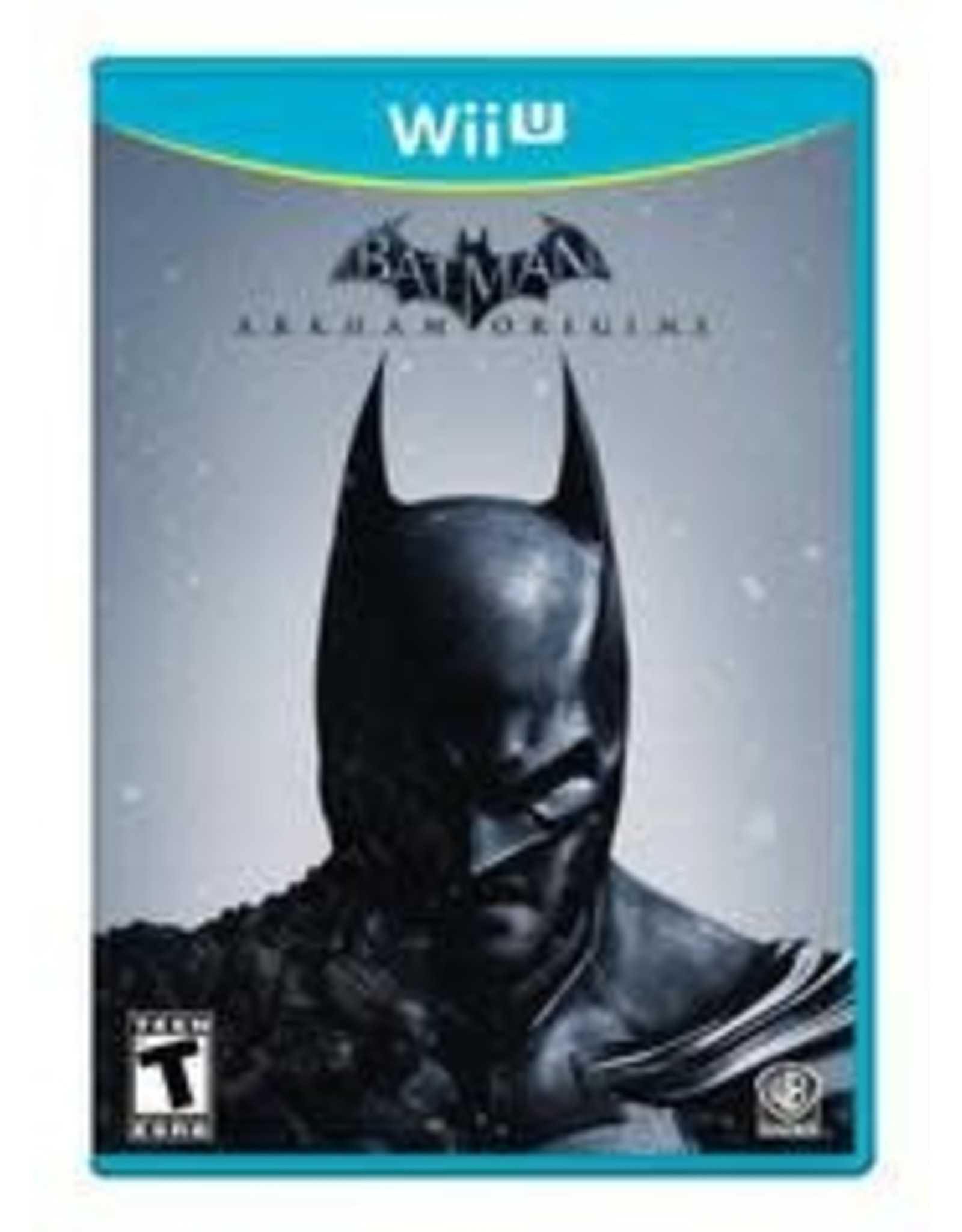 Wii U Batman: Arkham Origins (Sealed)