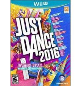Wii U Just Dance 2016 (No Manual)