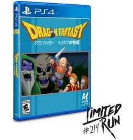 Playstation 4 Dragon Fantasy: The Volumes of Westeria (Sealed)