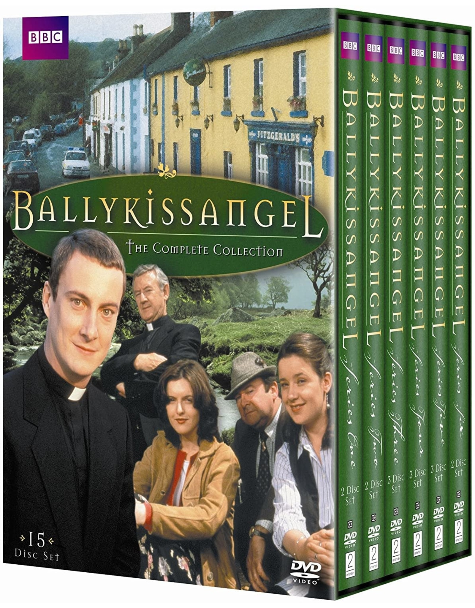Cult and Cool Ballykissangel The Complete Collection