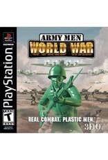 Playstation Army Men World War (CiB)