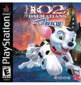 Playstation 102 Dalmatians Puppies to the Rescue (CiB)