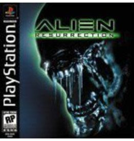Playstation Alien Resurrection (CiB)