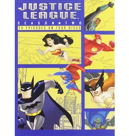 Animated Justice League Season Two (Brand New)