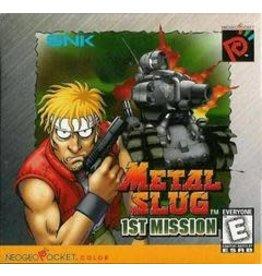 Neo Geo Pocket Color Metal Slug First Mission (Cart Only)