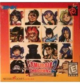 Neo Geo Pocket Color Samurai Shodown 2 (Cart Only)