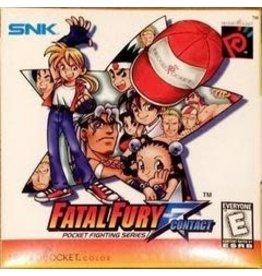 Neo Geo Pocket Color Fatal Fury: First Contact (CiB)