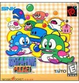 Neo Geo Pocket Color Bust-A-Move Pocket (CiB)