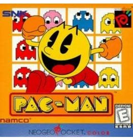 Neo Geo Pocket Color Pac-Man (Cart Only, Japanese Import)