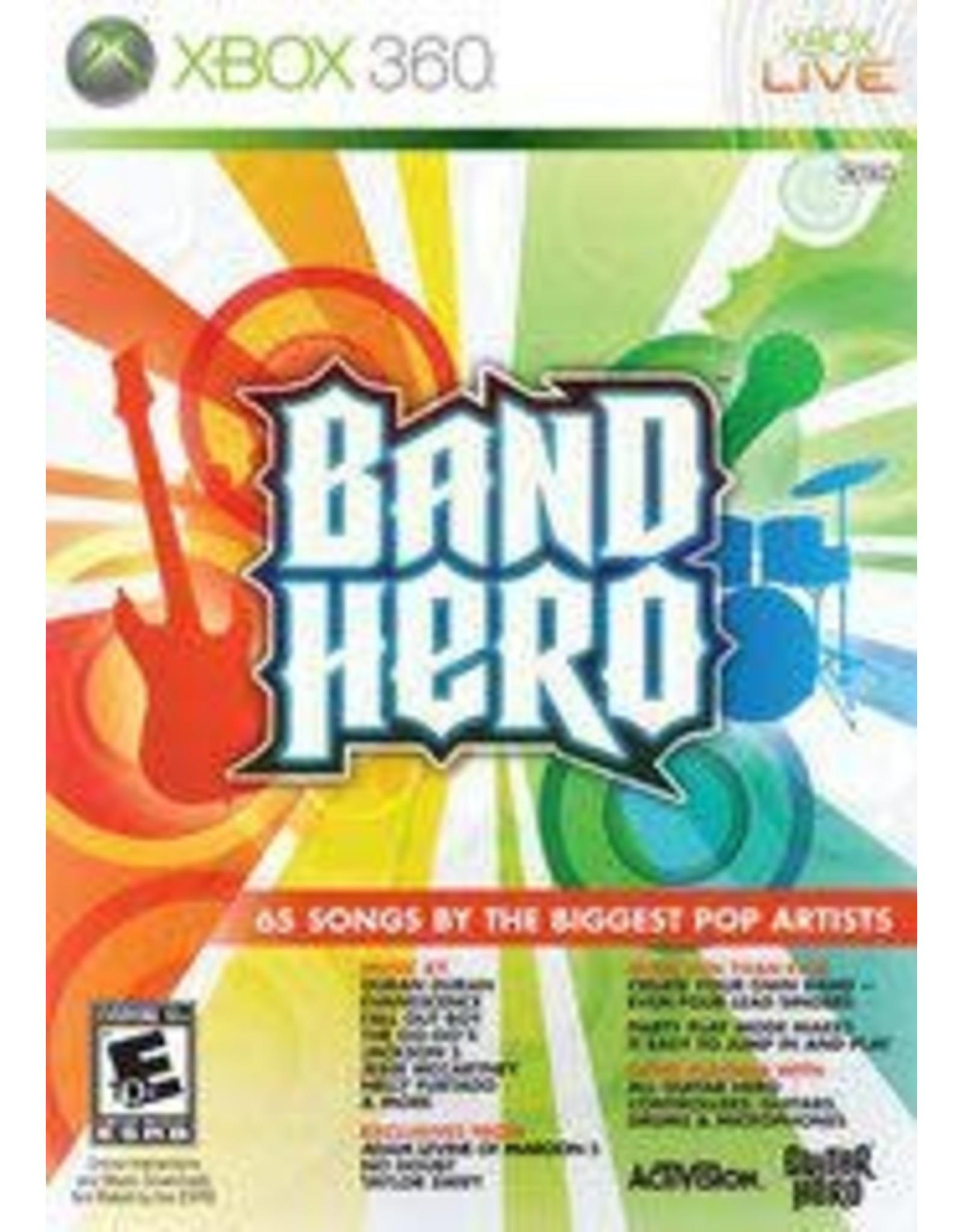 Xbox 360 Band Hero (CiB)