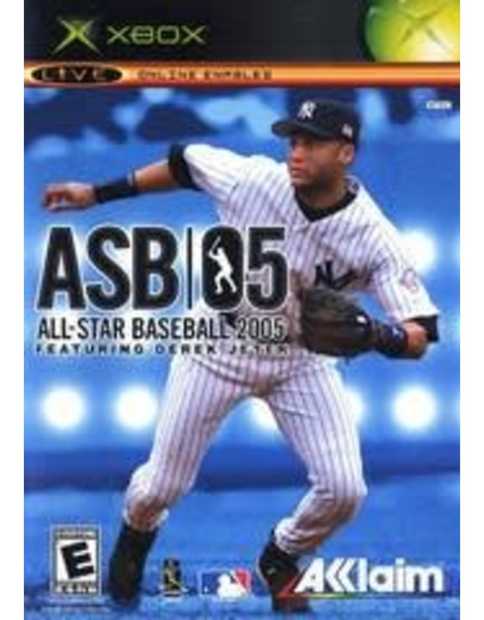 Xbox All-Star Baseball 2005 (CiB)
