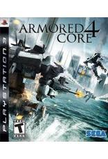 Playstation 3 Armored Core 4 (CiB)