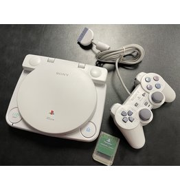 Playstation Playstation PSOne with Sony LCD Screen and Memory Card