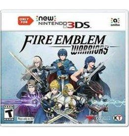 Nintendo 3DS Fire Emblem Warriors (Brand New)