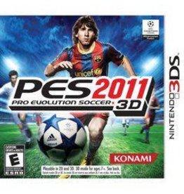 Nintendo 3DS Pro Evolution Soccer 2011 (Brand New)