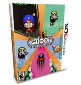 Nintendo 3DS Atooi Collection Collector's Edition (LRG #001, Brand New)