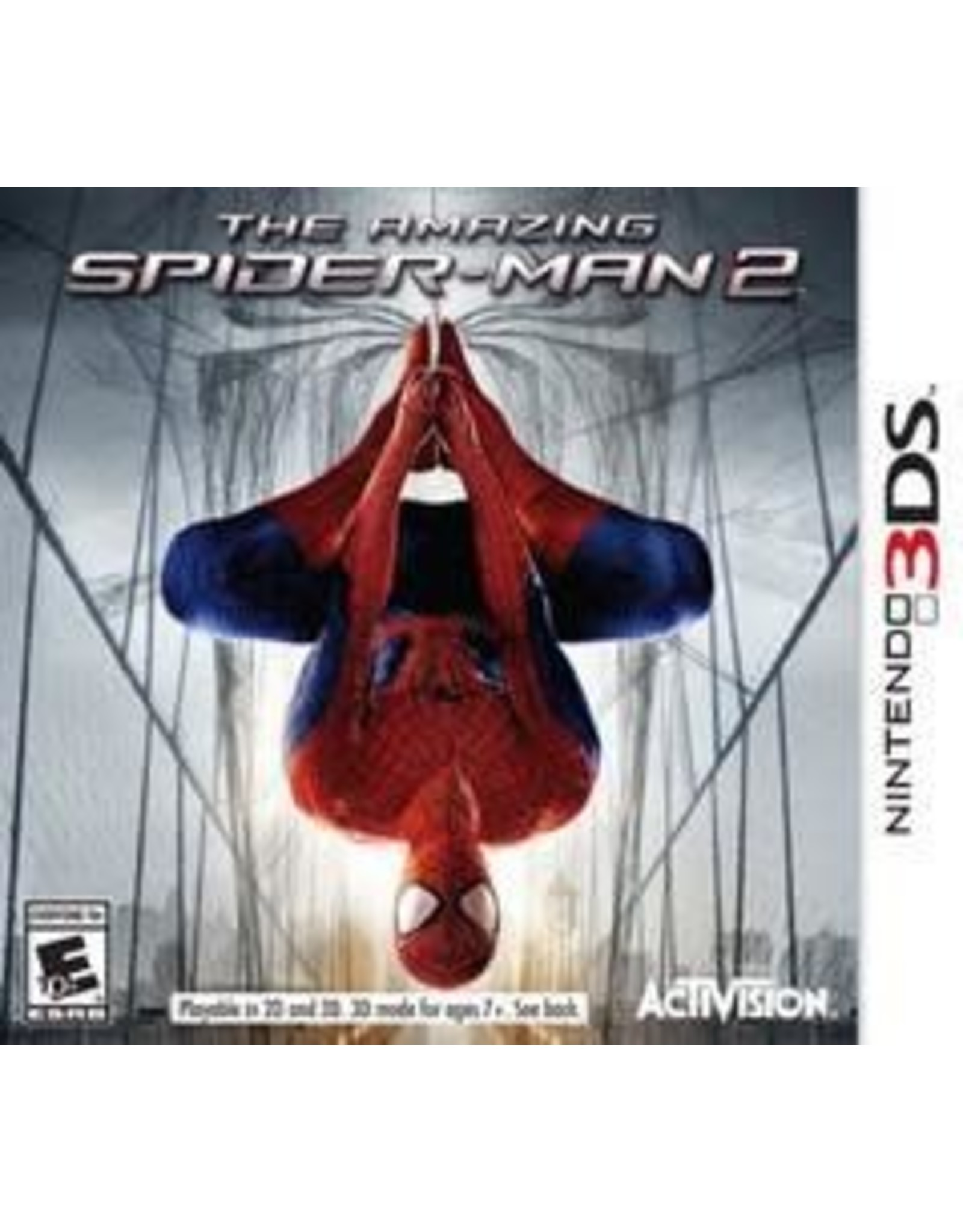 Nintendo 3DS Amazing Spiderman 2 (Cart Only)