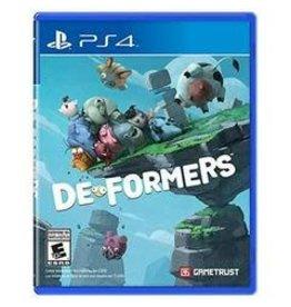 Playstation 4 Deformers (Brand New)