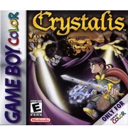 GameBoy Color Crystalis (Cart Only)