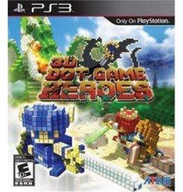 Playstation 3 3D Dot Game Heroes (No Manual)