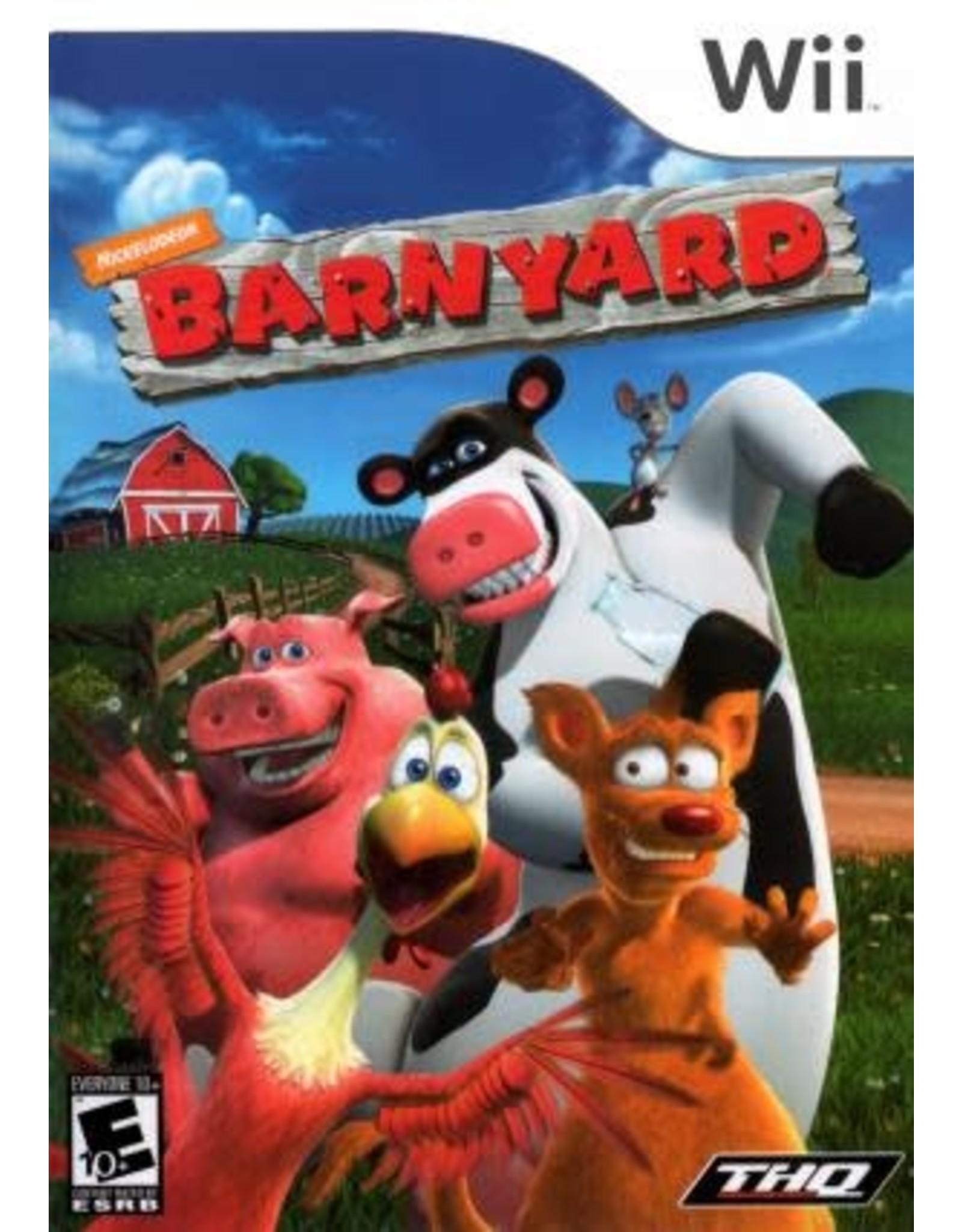 Wii Barnyard (CiB)