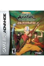 GameBoy Advance Avatar The Burning Earth (Cart Only)