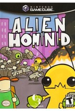 Gamecube Alien Hominid (No Manual)