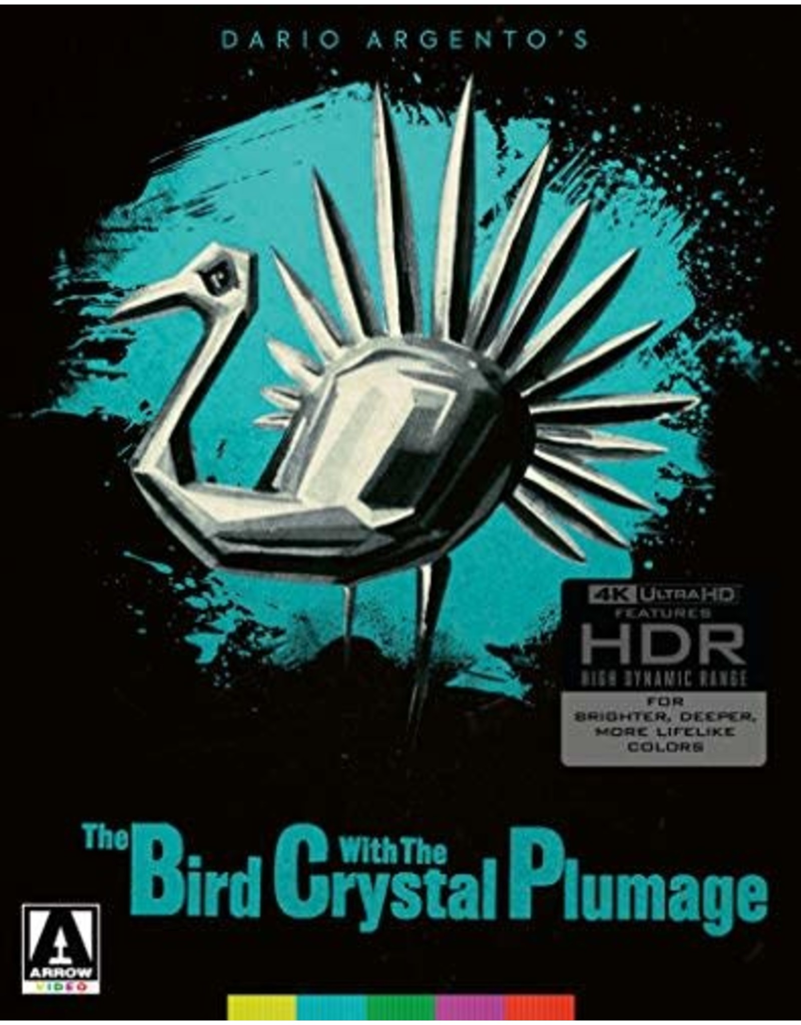 Horror Cult Bird with Crystal Plumage (Brand New, 4K Only)