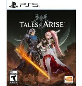 Playstation 5 Tales of Arise