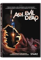 Horror Cult Ash vs Evil Dead The Complete Third Season